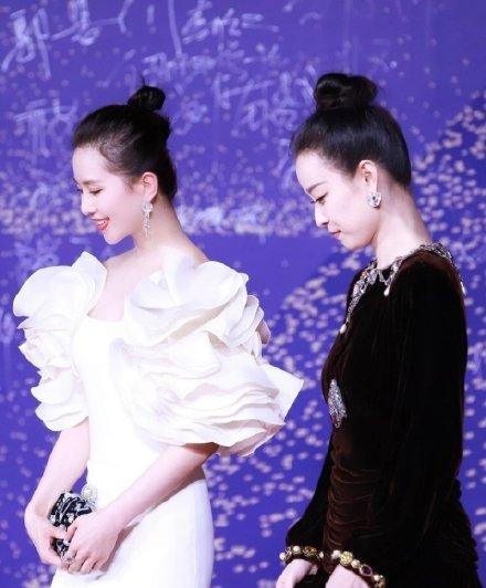 流金岁月开机:刘诗诗他竟然说倪妮双女主,俩人那和小五行相差不多都太美了