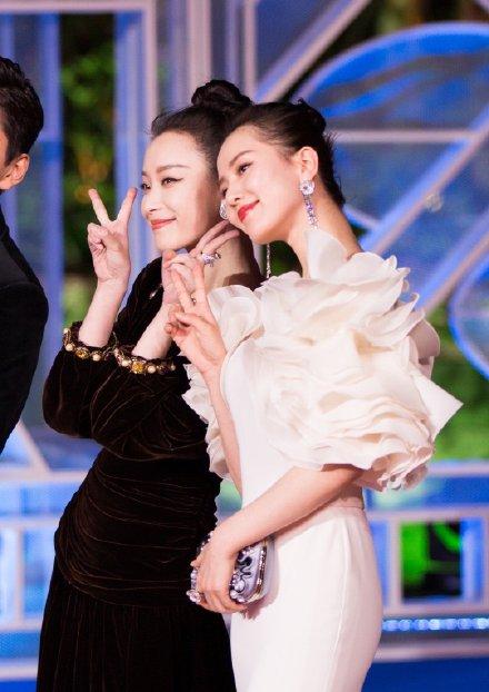 流金岁月开机:刘诗诗倪妮双女主,俩人都太美了