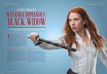 黑寡妇将交棒给妹妹叶莲娜,反派模仿大师太神秘