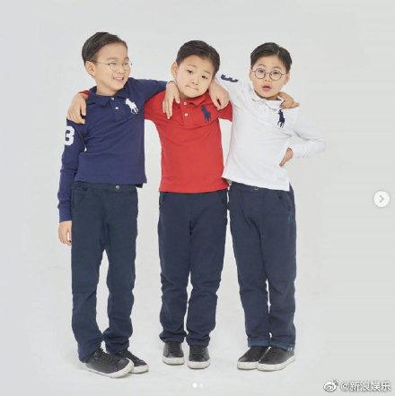 宋家三胞胎身高曝光,爸爸宋一国还透漏三胞胎讨厌拍照