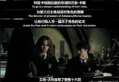 被哈利波特遗漏的演员盘点,哈利波特迷需了�S后狂笑道解的小秘密