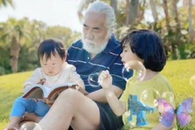 69歲張紀中再當爸,張紀中現任老婆是誰