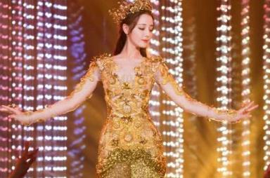宋茜当选第13届金鹰女神,宋茜为什么是金鹰女神